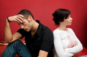 On se dispute parce qu'on se sent dévalorisé