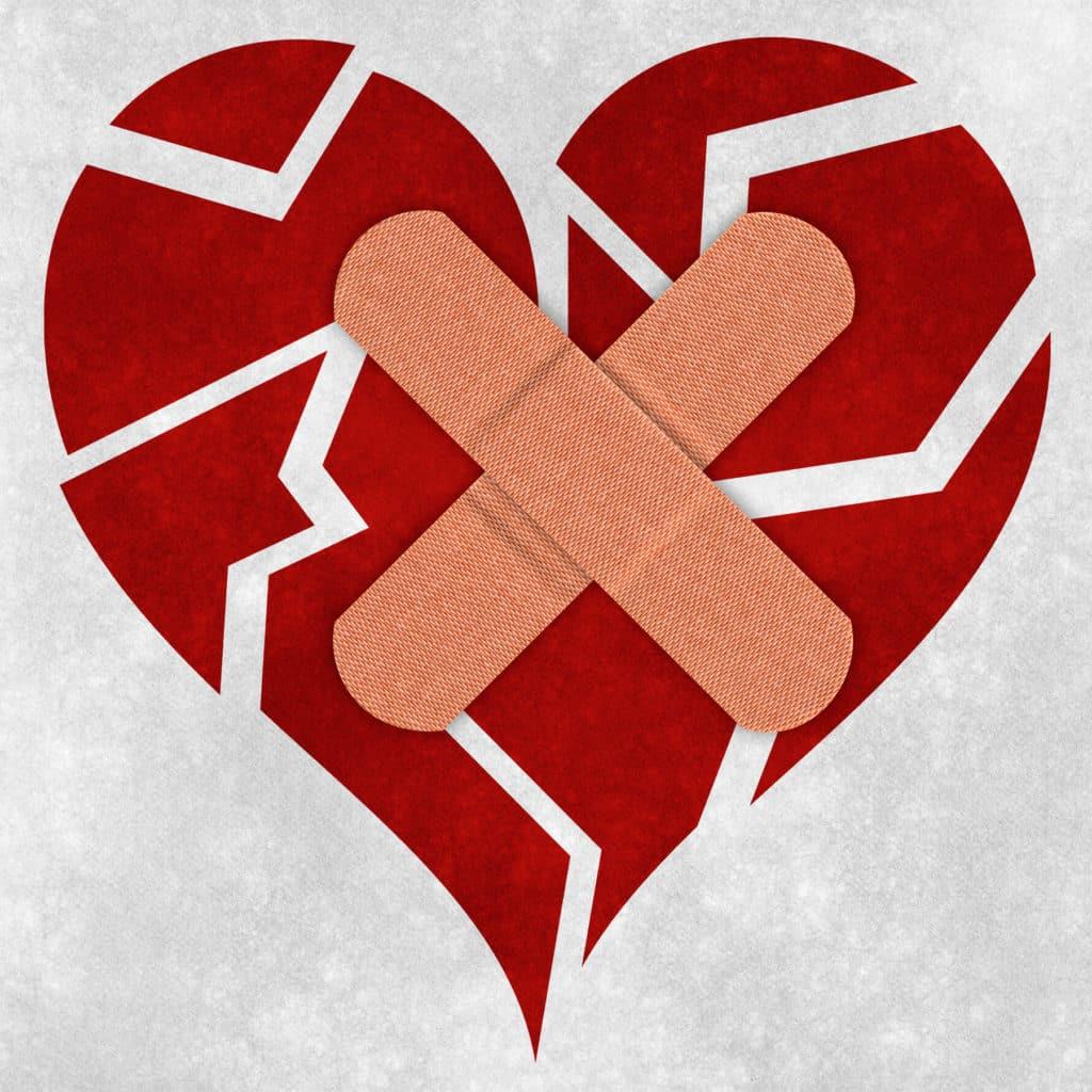 échec amoureux