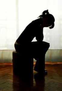 Solitude après une rupture amoureuse
