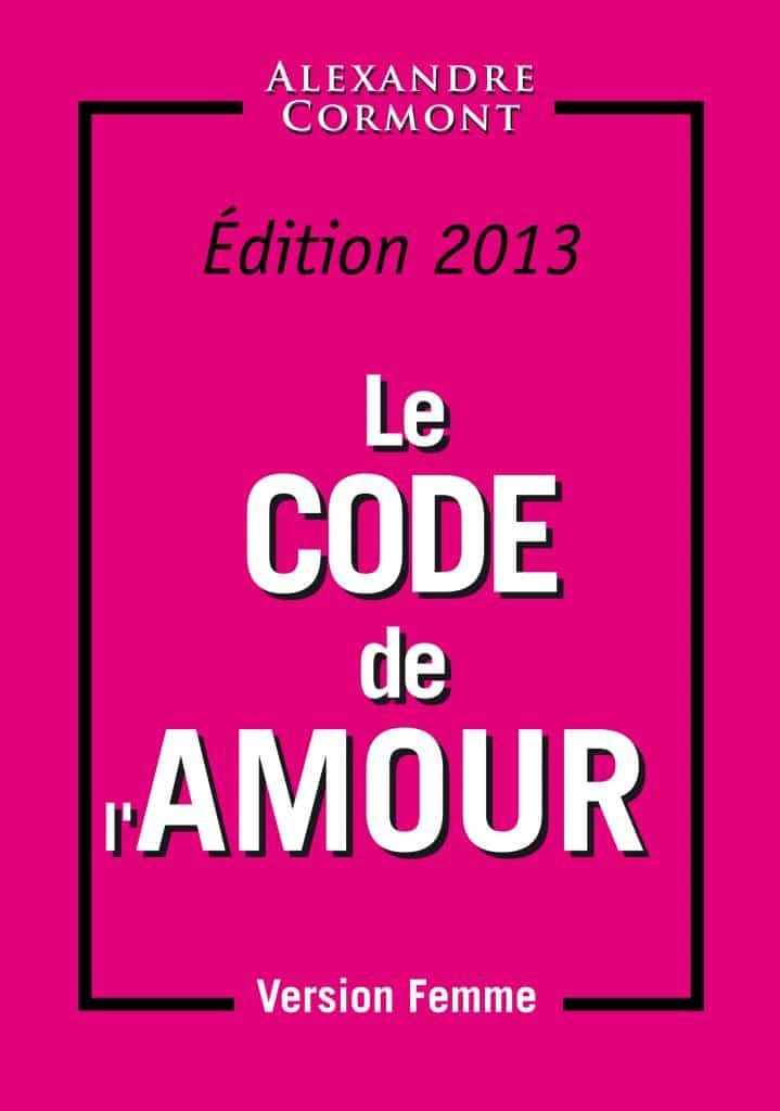 Code de l'Amour, auto coaching pour trouver l'âme soeur