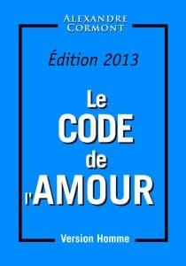 Trouvez l 39 me soeur avec le code de l 39 amour for Autobiographie d un amour alexandre jardin