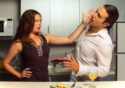 disputes avec son mari