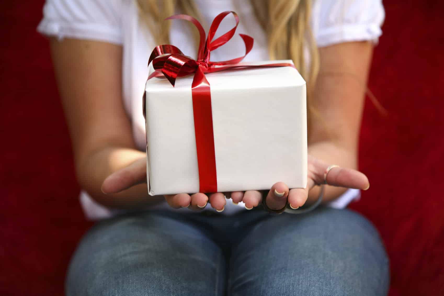 offrir un cadeau à son ex