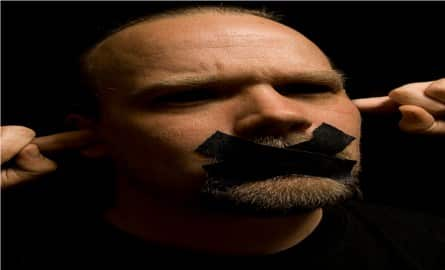 comment arrêter le silence radio