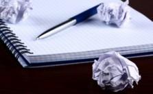 lettre manuscrite pour son ex