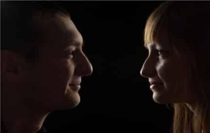 couple séparé