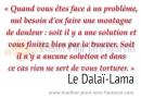 Citation Dalai-Lama