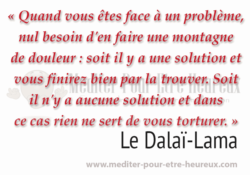 Citation Dalai-Lama