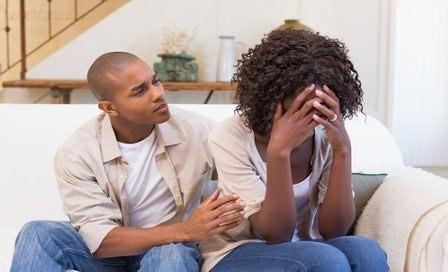 J'ai peur que mon homme me quitte