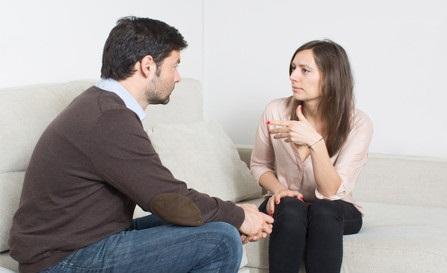 parler de la rupture avec son ex