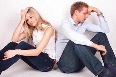 routine est un problème dans le couple