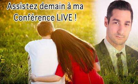 conférence LIVE