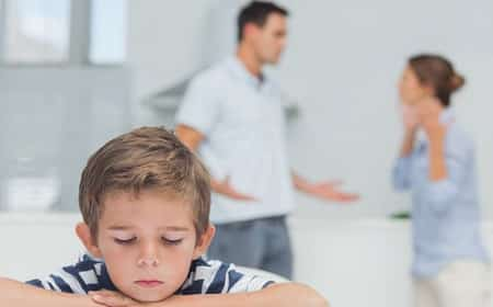 Comment gérer enfant et divorce