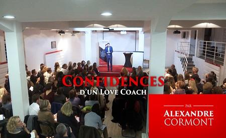 Conférence Confidences d'un Love Coach