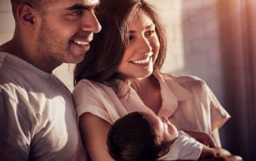 Couple avec bébé comment gérer