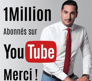 merci abonné youtube